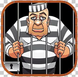 Prisoner Cartoon Crime PNG