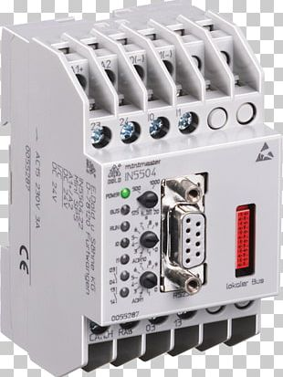 Circuit Breaker Relay Electrical Network Machine Productivity PNG
