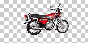 Honda Motor Company Car United Autos Honda CG125 Motorcycle PNG