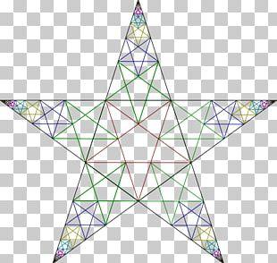 Pentagram Pentacle Symbol Sacred Geometry PNG