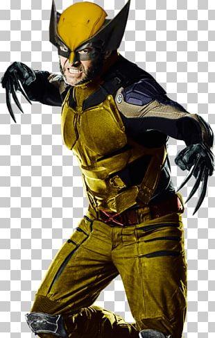 Wolverine Professor X Magneto Rogue X-Men PNG