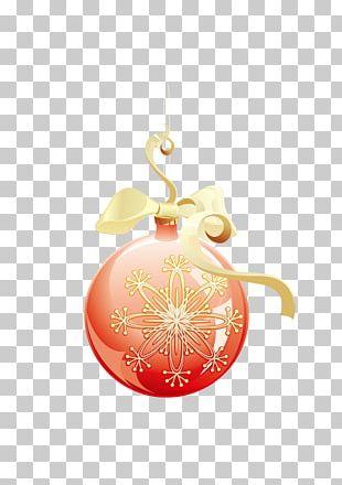 Christmas Ornament Illustration PNG