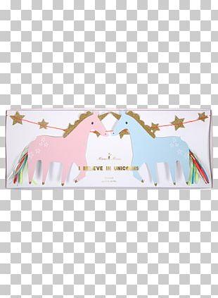 Unicorn Garland Birthday Amazon.com Party PNG