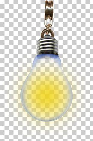 Incandescent Light Bulb Lamp Light Fixture PNG