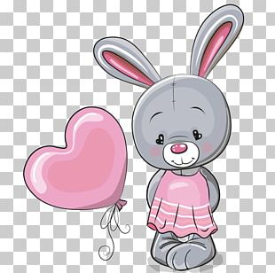 Rabbit Cartoon Cuteness Illustration PNG
