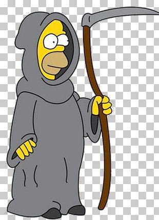 Death Homer Simpson Bart Simpson Drawing PNG