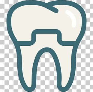 Cosmetic Dentistry Tooth Crown PNG