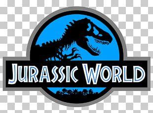 Velociraptor Tyrannosaurus Jurassic Park Logo PNG