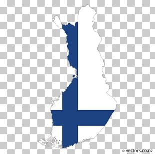 Flag Of Finland Map Suomi Finland 100 PNG