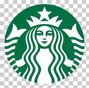 Coffee Latte Cafe Starbucks Logo PNG