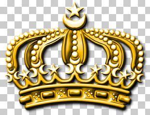 Monarch Crown Logo King PNG