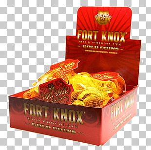 Candy Fort Knox Milk Chocolate Gold Coins Fort Knox Milk Chocolate Gold Coins PNG