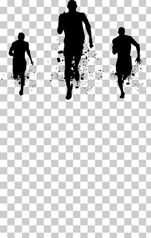 Freerunning Silhouette PNG