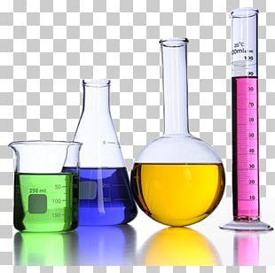 Laboratory Flasks Laboratory Glassware Chemistry Beaker PNG