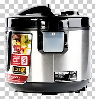 Multicooker Multivarka.pro Food Processor Blender Rice Cookers PNG