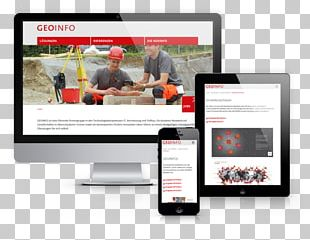 Responsive Web Design Digital Marketing TYPO3 PNG