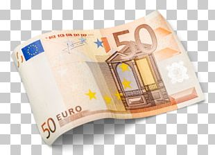 Euro Banknotes 50 Euro Note Photography PNG