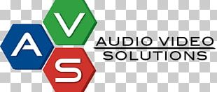 Logo Professional Audiovisual Industry Sound Visual Technology PNG