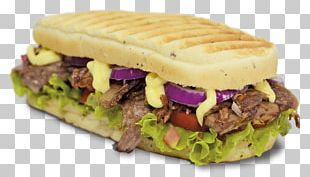 Buffalo Burger Sandwich Pan Bagnat Cheeseburger Hamburger PNG