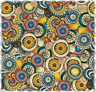 Elegant Pattern Background PNG