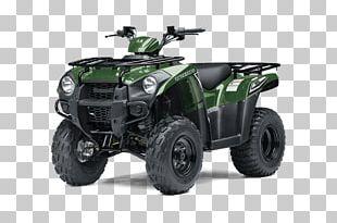 All-terrain Vehicle Motorcycle Kawasaki Heavy Industries Suzuki Honda PNG