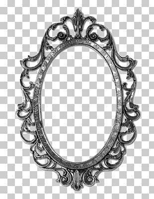 Frames Framing Glass Mirror Film Frame PNG