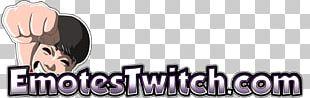 Emote Twitch Logo Brand Emoji PNG