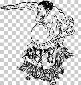 Japan Sumo Wrestling Rikishi Professional Wrestler PNG