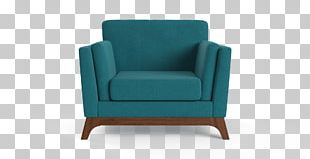 Wing Chair Furniture Club Chair Armrest PNG