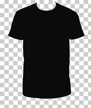 Tshirt Black PNG