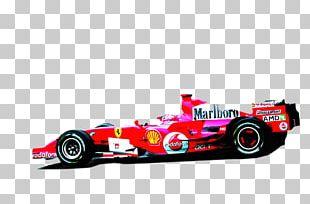 Formula One Car Formula Racing Scuderia Ferrari IndyCar Series PNG