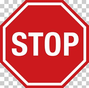 Stop Sign Traffic Sign Logo PNG