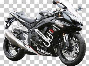 Suzuki GSX-R600 Car Suzuki GSX-R Series Motorcycle PNG