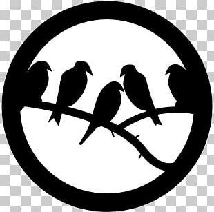 Bird Badge PNG