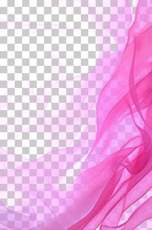 Pink Smoke PNG