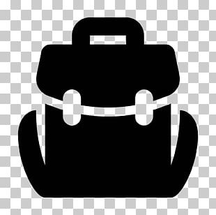Backpack Computer Icons Font PNG