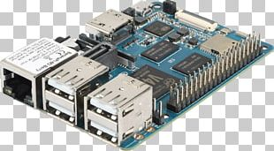 Raspberry Pi 3 Single-board Computer Computer Software Electronics PNG