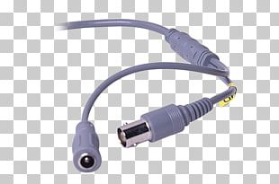 Coaxial Cable Network Cables Electrical Cable Electrical Connector Data Transmission PNG