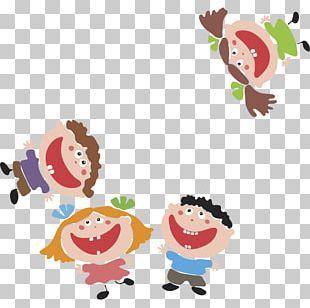 Child Cartoon Painting Illustration PNG