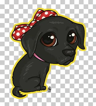 Dog Breed Labrador Retriever Puppy Love Snout PNG