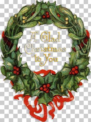 Christmas Ornament Wreath Christmas Card Christmas Tree PNG