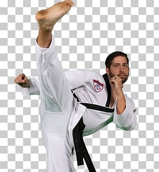 Dobok ATA Martial Arts Shodan Karate PNG