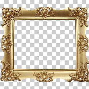 Victorian Era Frames Mirror Photography PNG
