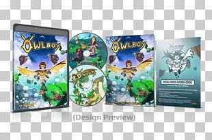 Owlboy Video Game Indie Game Physics PNG