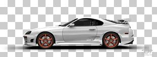 Automotive Design Sports Car Alloy Wheel Toyota Supra PNG