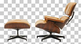 Eames Lounge Chair Wood Lounge Chair And Ottoman Charles And Ray Eames PNG