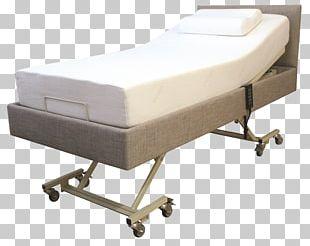 Mattress Adjustable Bed Memory Foam Bed Frame PNG
