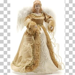Tree-topper Angel Christmas Tree PNG