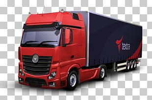 Car Intermodal Container Transport Truck PNG
