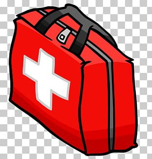 First Aid Kit Be Prepared First Aid Cartoon PNG